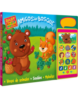 Amigos Del Bosque Baby Smartphone