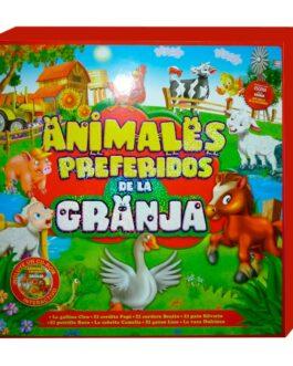 Animales preferidos de la Granja