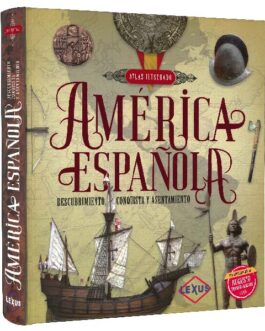 Atlas Ilustrado América Española