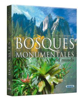 Atlas Ilustrado Bosques Monumentales