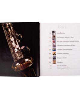 Atlas Ilustrado Historia del Jazz Clásico