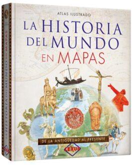 Atlas Ilustrado del Mundo en Mapas