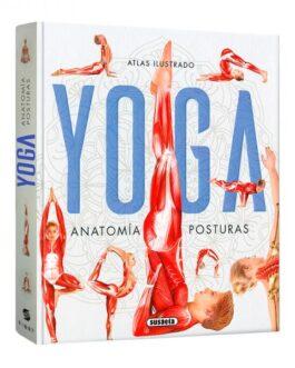 Atlas Ilustrado Yoga Anatomia Posturas