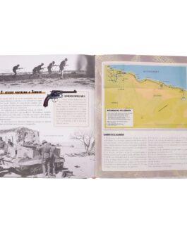 Atlas Ilustrado de Batallas Acorazadas