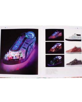 Atlas Ilustrado de las Zapatillas con Arte