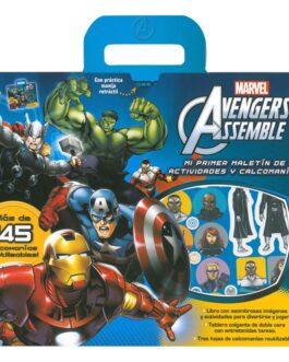 Avengers Assemble – Maletín