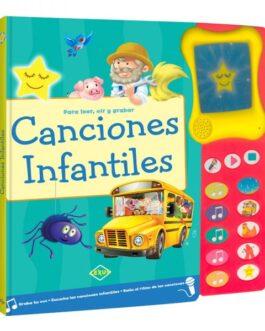 Canciones Infantiles para Leer, Oír y Grabar