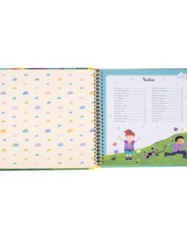 El Libro del Bebé Álbum Citas Bíblicas