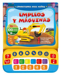 Empleos Y Máquinas, Computadora Para Niños