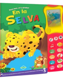 En La Selva Para Leer, Oír Y Grabar