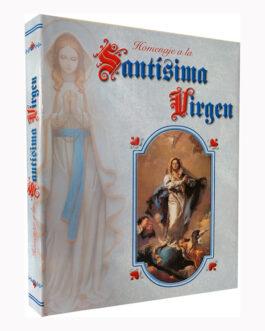 Homenaje a la Santísima Virgen