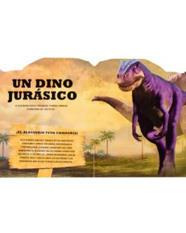 Increíbles Dinos Alosaurio