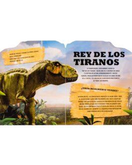 Increíbles Dinos Tiranosaurio Rey