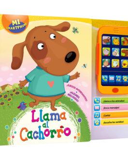 Llama Al Cachorro + Smartphone