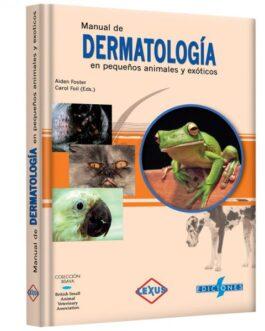 Manual De Dermatologia Pequeños Animales Exoticos