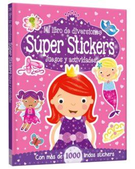Mi Libro de Diversiones Súper Stickers