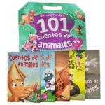 Mi Valijita De 101 Cuentos De Animales