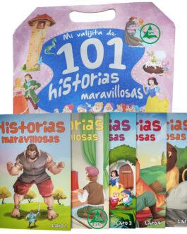 Mi Valijita De 101 Historias Maravillosas
