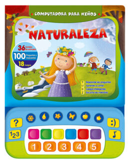 Naturaleza Computadora Para Niños