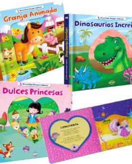 Libros Infantiles Rompecabezas