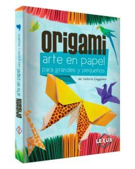 Origami Arte En Papel Para Grandes Y Pequeños