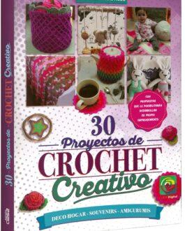 Proyectos De Crochet Creativo