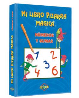 Mi libro pizarra mágica de Números y Sumas
