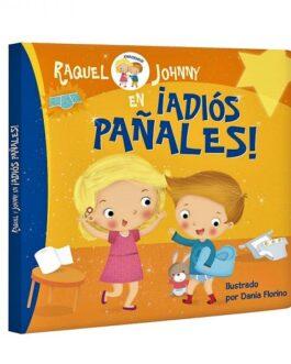 Raquel-johnny ¡adiósPañales!