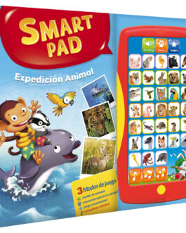 Expedición Animal datos Smart Pad