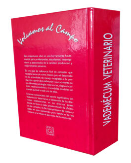 Libro Vademécum Veteri. Grupo Latino