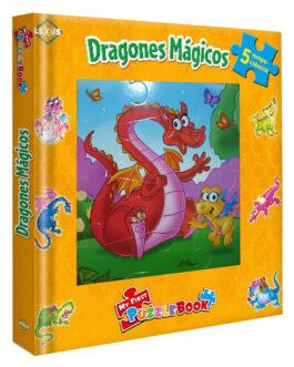 Dragones Mágicos – Rompecabezas