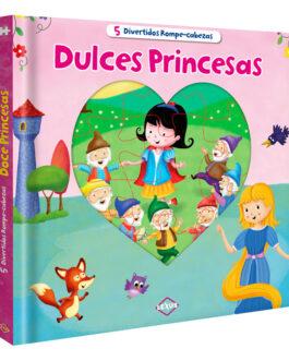 Dulces Princesas Rompecabezas