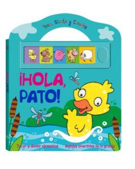 !Hola Pato!