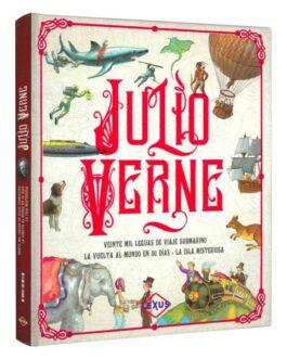 Julio Verne 3 Historias