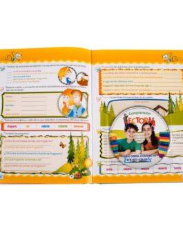 Libro Comprensión Lectora CD ROM