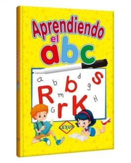 Libro Aprendiendo El Abc