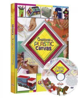 Libro Creaciones En Plastic Canvas