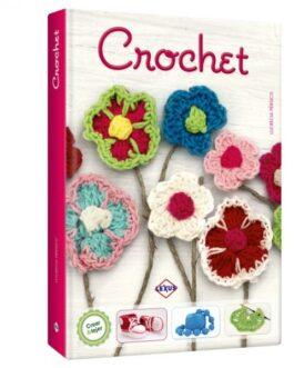 Libro Crochet Crear Y Tejer