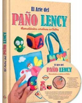 Libro El Arte Del Paño Lency