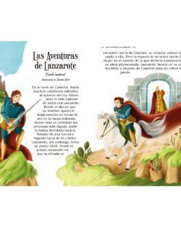Las Mas Bellas Historias de Aventuras