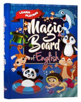 Libro Magic Board Of English
