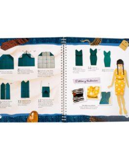 Libro Origami Crea Tu Moda