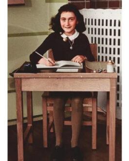 Libro El Diario De Ana Frank (incluye Fotos Color)