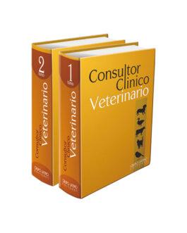 Consultor Clínico Veterinario 2 Tomos – Grupo Latino