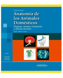 Anatomía de los Animales Domésticos Tomo 2